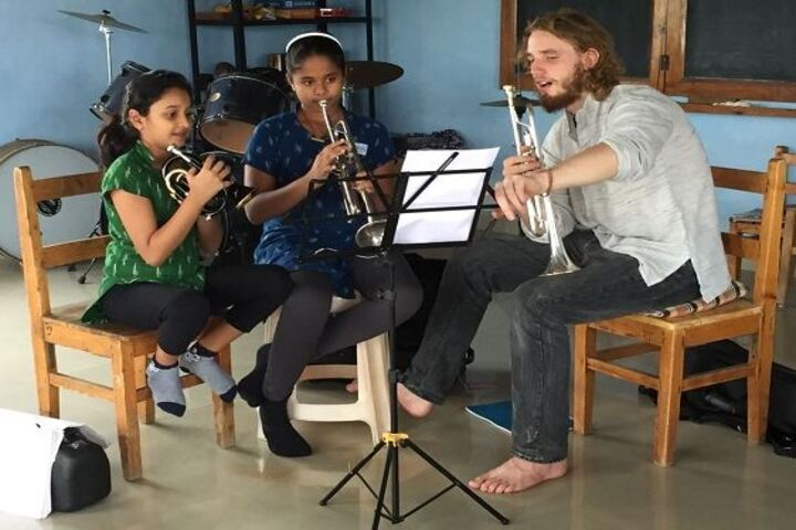 Abhaya School-Music
