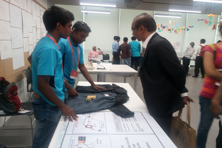 Abhaya School-Science Fair