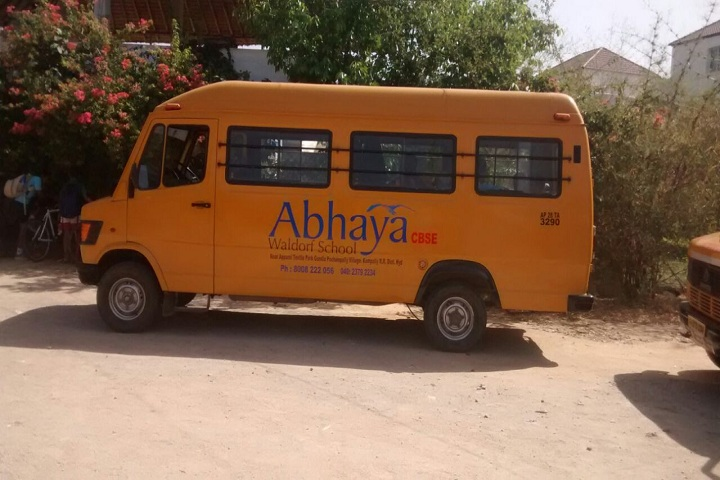 Abhaya School-Transport