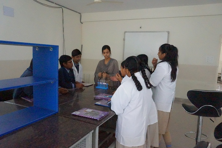 Academic Heights Public School-Laboratory