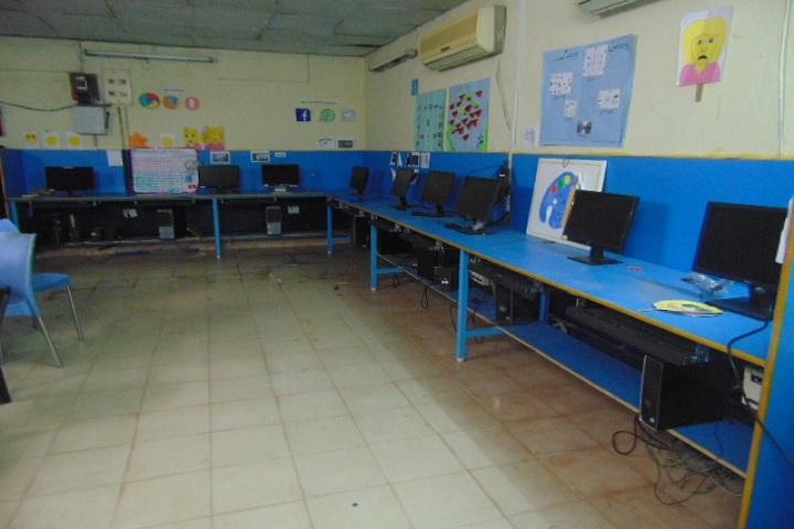 Air Force School -IT Lab