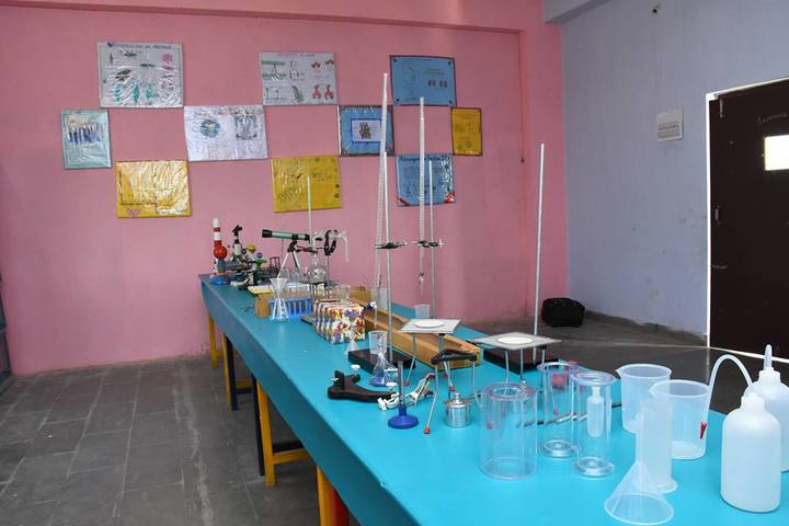 Almas High School-Physics Lab