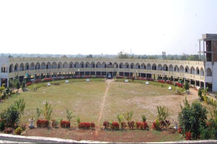 Almas High School-School View