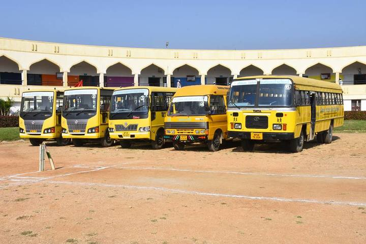 Almas High School-Transport