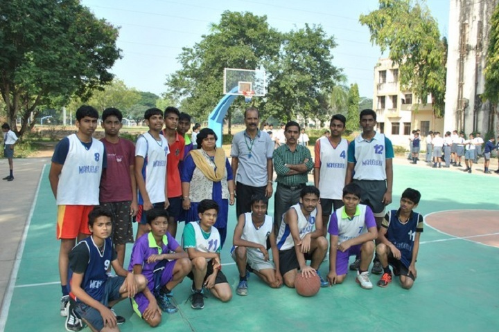 Atomic Energy Central School-Sports