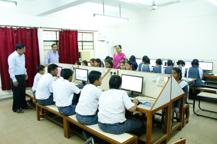 Atomic Energy Central School-Computer Lab