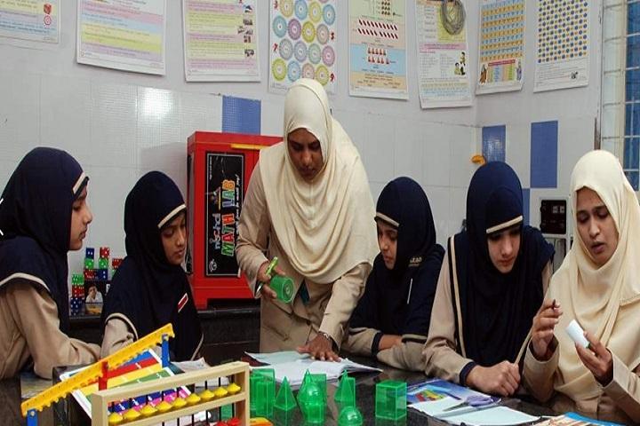 Azaan International School-Science Exhibition