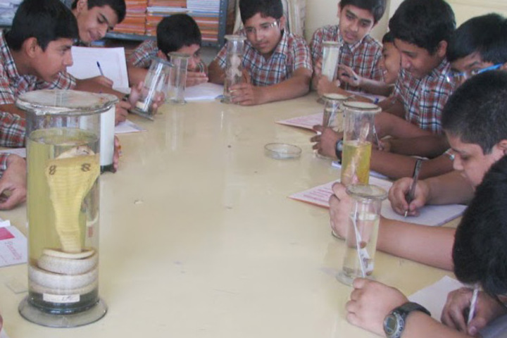 Azra Public School-Biology Lab