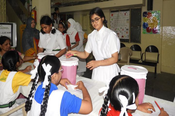 Azra Public School-School Election