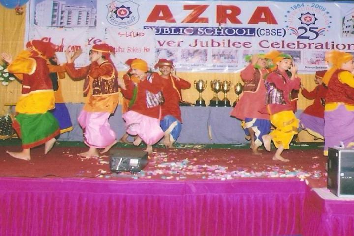 Azra Public School-Silver Jubliee Celebrations