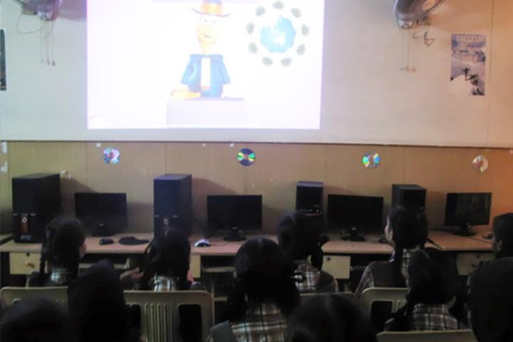 Azra Public School-Smart Classroom