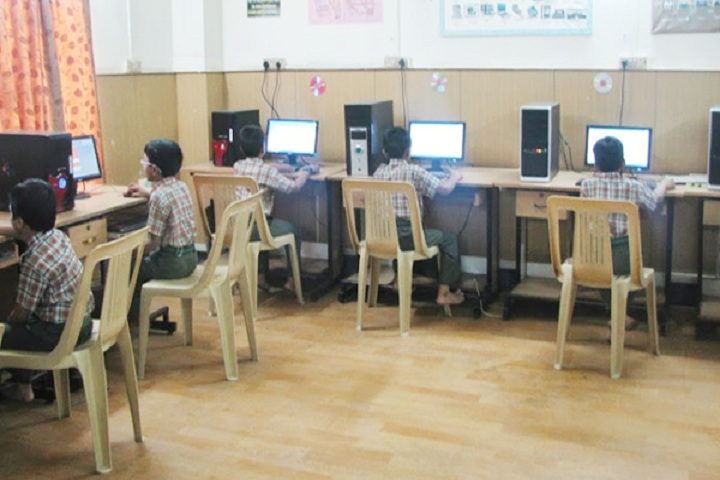 Azra Public School-Computer Lab