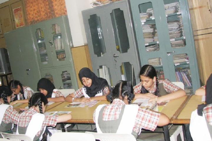 Azra Public School-Library