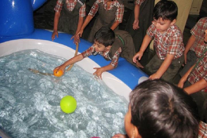 Azra Public School-Play Room