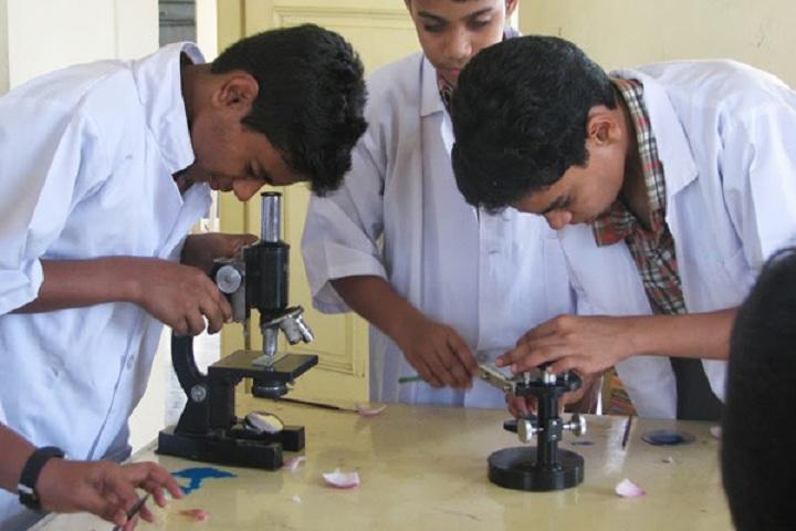Azra Public School-Science Lab