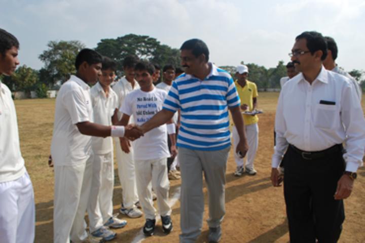 Balaji High School-Sports