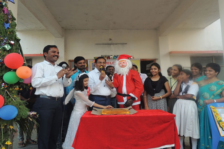 Balaji High School-Christmas Celebrations