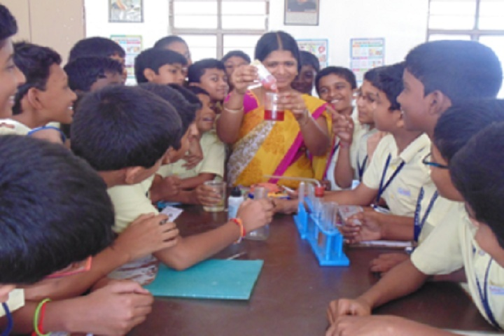 Balaji High School-Physics Lab