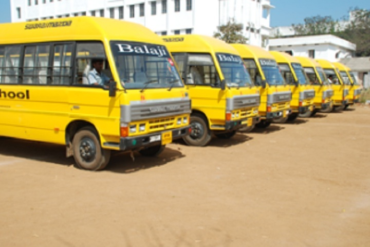 Balaji High School-Transport