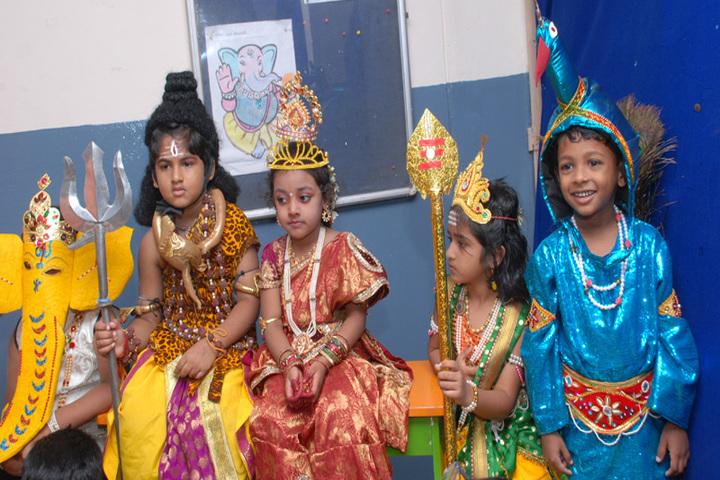 Bharatiya Vidya BhavanS Public School-Festival Celebrations