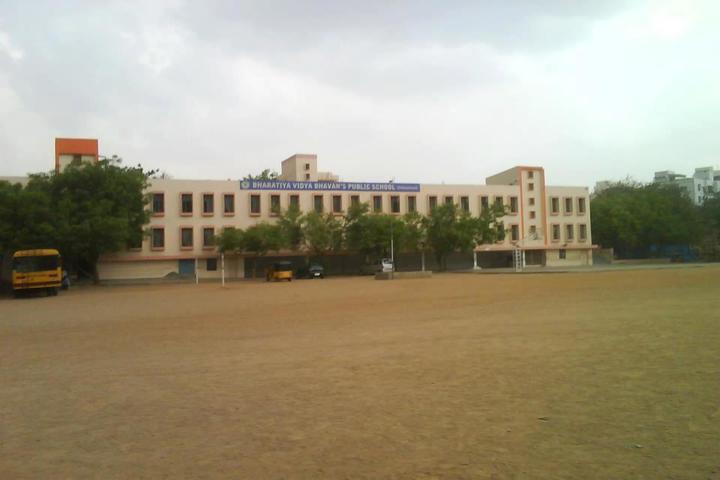 Bharatiya Vidya BhavanS Public School-Play Ground