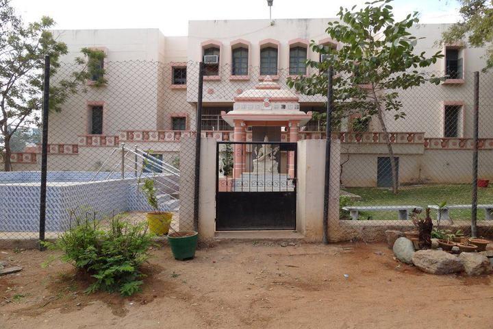 Bharatiya Vidya BhavanS Public School-School View