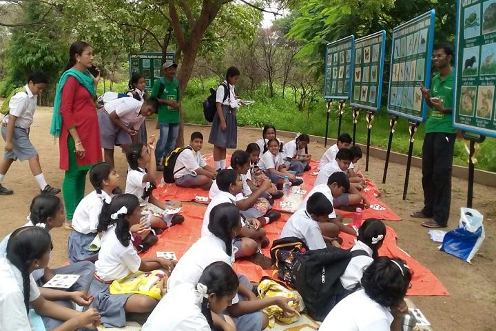 Bharatiya Vidya BhavanS Public School-Field Trip