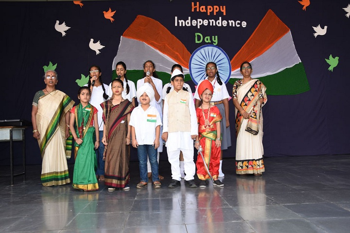 Bharatiya Vidya BhavanS Public School-Independence Day