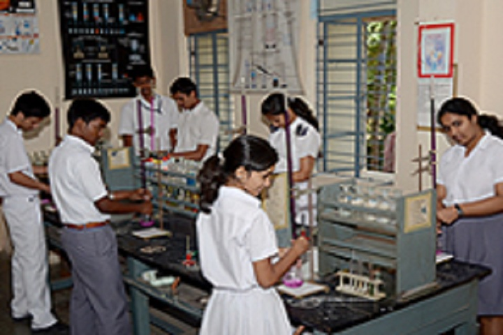 Bharatiya Vidya BhavanS Public School-Laboratory