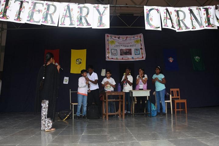 Bharatiya Vidya BhavanS Public School-Literary Carnival