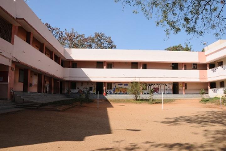 Bharatiya Vidya BhavanS Vidyashram-Campus View