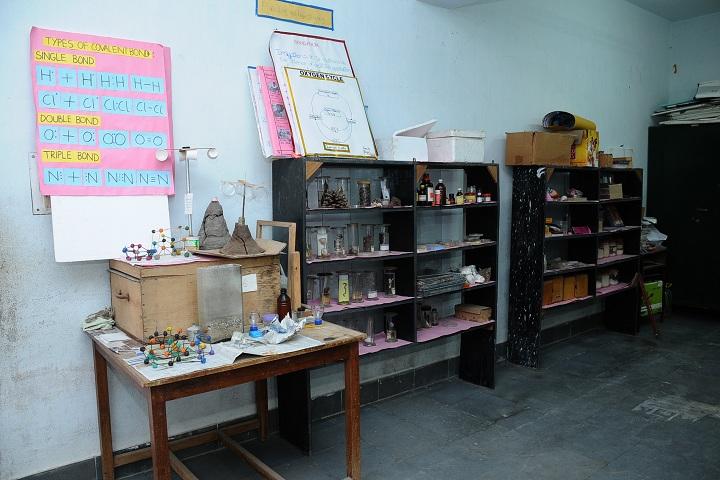 Bharatiya Vidya BhavanS Vidyashram-Laboratory