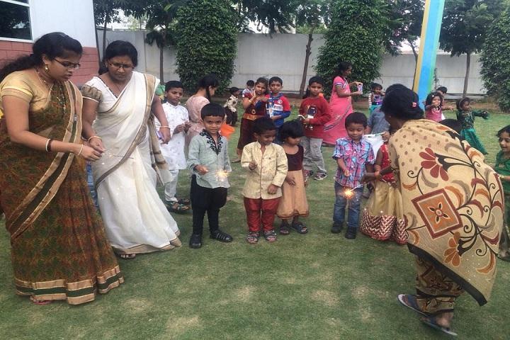 Bhashyam Brooks Ups-Diwali Celebrations
