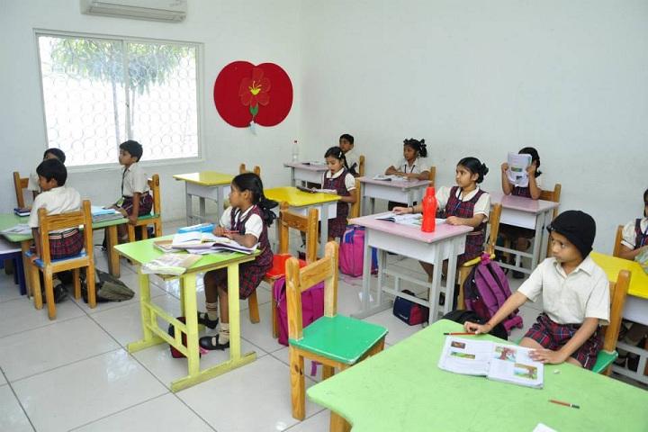 Bhashyam Brooks Ups-Kids Classroom