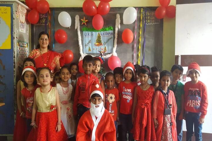 CAL Public School-Christmas Celebrations