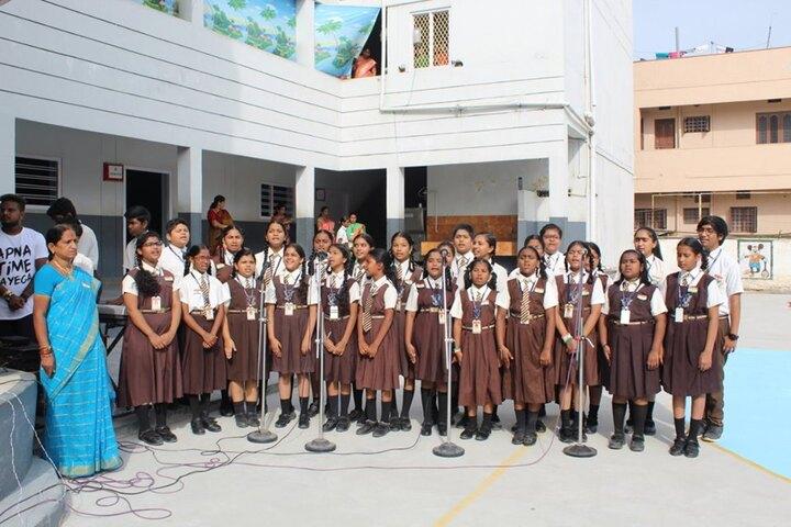 CAL Public School-Music Activity