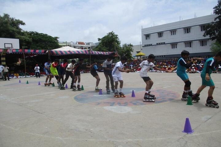 CAL Public School-Skating Activity