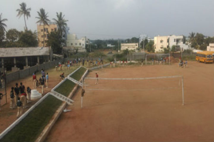 Candor Shrine I Senior Secondary School-Play Ground