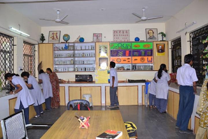Chinmaya Vidyalaya-Lab