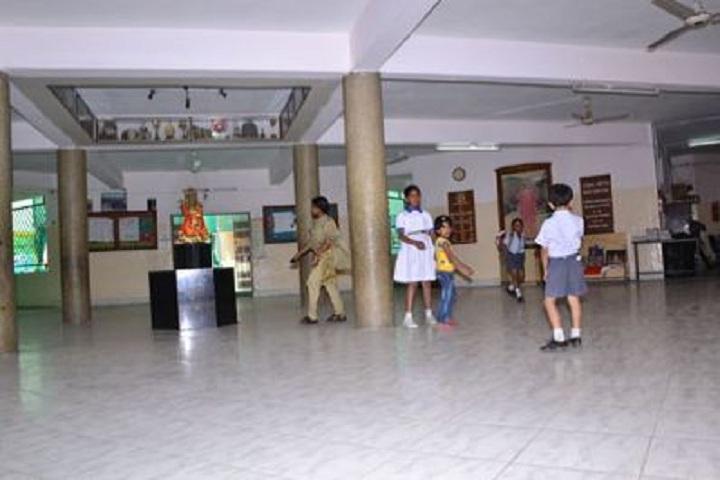 Chinmaya Vidyalaya-Indoor View