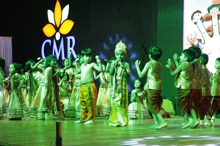 Cmr International School-Annual Day