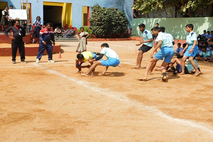 Cmr International School-Sports