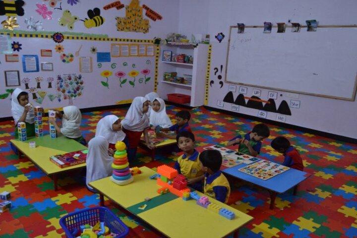 Creekside School-Activity Room