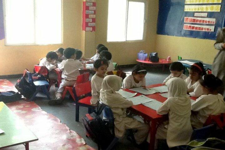 Creekside School-Classroom