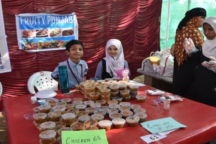 Creekside School-Food Fest