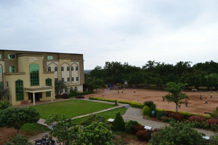 Creekside School-Play Ground