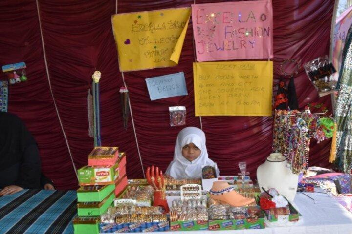 Creekside School-School Exhibition