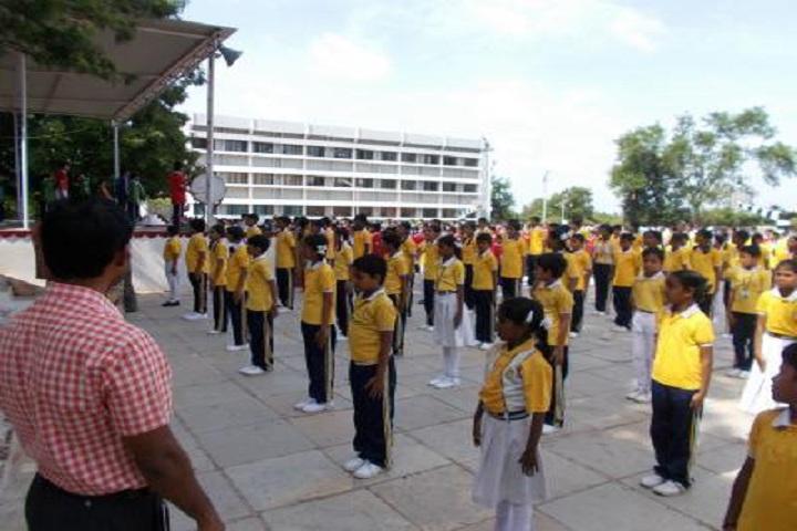 Crpf Public School-Assembly
