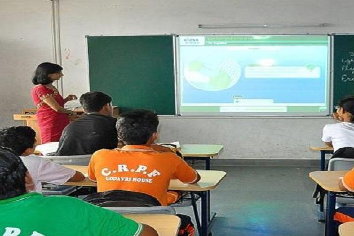 Crpf Public School-Smart Class