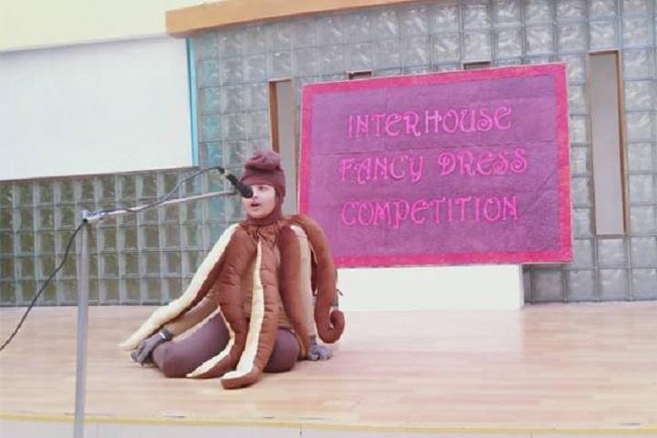 D R S International School-Fancy Dress Competition
